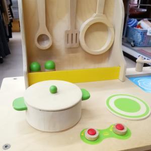 【エドインター 木製キッチン】ママハウス