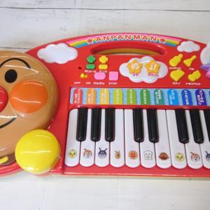【アンパンマン   ノリノリおんがくキーボードだいすき】ママハウス