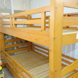 【ニトリ2段ベッド】ママハウス