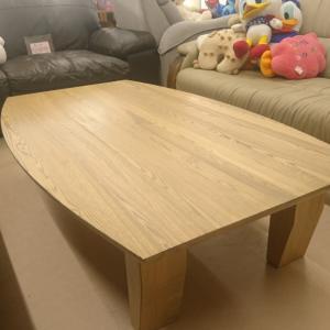 【折りたたみテーブル】ママハウス