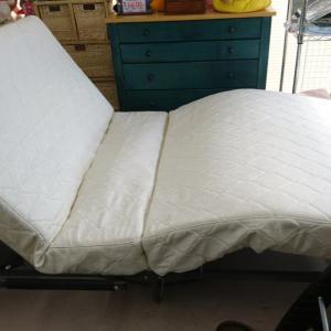 【ニトリ  電動折りたたみベッド】ママハウス