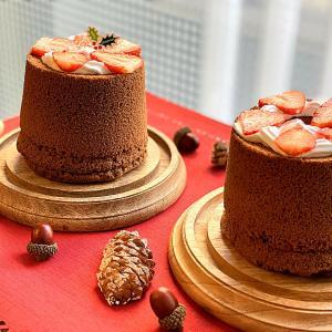 大切な人の為に贈るギフトは、手作りの酵素シフォンケーキ