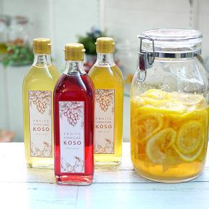 フルーツビネガー酵素作り教室で自分スタイルのお酢づくり