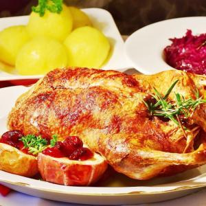 クリスマスディナーには…やっぱり、チキン?!