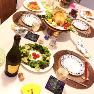 2019年のクリスマスディナー♡