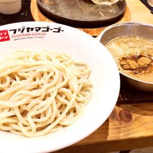 食べ納め☆濃厚つけ麺!!!