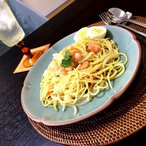 ひとり飯に…トムヤムスパゲティ☆