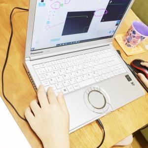 夏休み☆息子オンラインでプログラミング体験!!