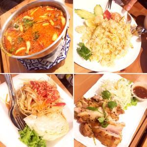 本場の味♡7ヶ月振りのタイ料理レストラン!