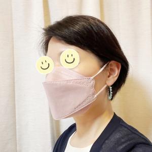 パーソナルカラーに合わせた色が選べる立体マスク!