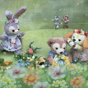 Spring in Bloomのディスプレイが可愛すぎる♡♡♡