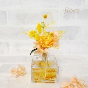 【生徒様作品】お花の技術にプラスワン!活動の幅が広がるディフューザーレッスン♪
