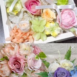 シチュエーションによって様々な形があるフラワーアレンジ♪お盆に向けて仏花を飾ってみませんか?