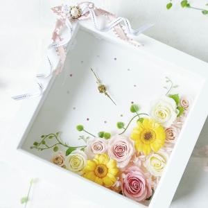 【生徒様作品】ローズの開花も学べる♪自由度が高いコースレッスン♡