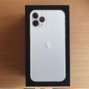 iPhone11になりました