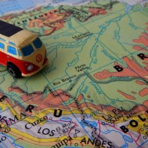 2021年の旅 計画始動2