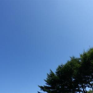 57日目 肉眼だと海がばーっと広く見えるんです。