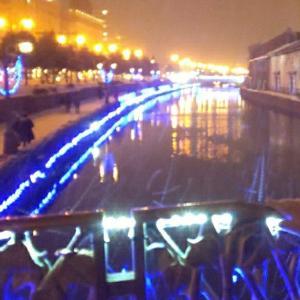 2020年1月 小樽運河の夜景を見るだけのドライブ!ちょい高速インプレ付きw