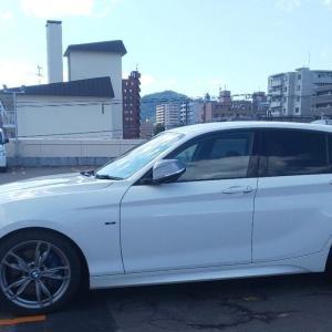 BMW M135i(F20) 窓が開かない 再発w