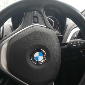 BMW M135i(F20) ハンドルとタイヤの切れる関係について