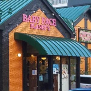 2020年11月 初 BABY FACE PLANETS