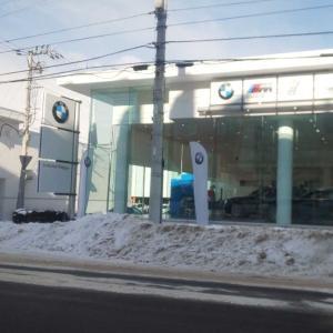 BMW M135i(F20)運転席側の暖房が出ない件 点検結果!!