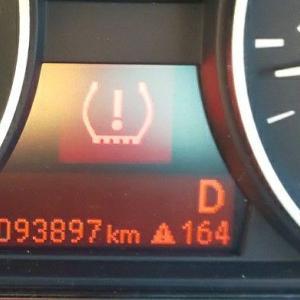 BMW 120i(E87)リアタイヤ 替えたばかりですけど?!