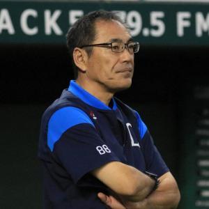 西武、小野和義さんと来季コーチ契約結ばず
