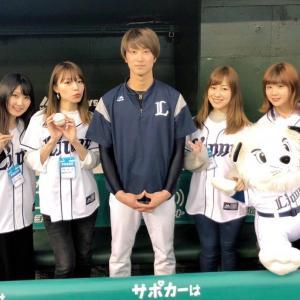 西武が福田に背番号「8」用意 金子侑は7に変更