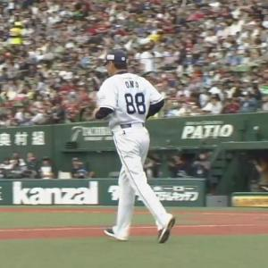 西武小野コーチがマウンドへ行った後の被出塁率www