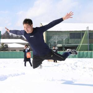 【悲報】東京多摩に大雪注意報!