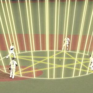 【GIF】プロ野球で衝撃を受けた守備wwww