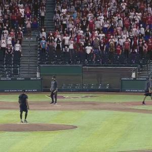 【朗報】MLB、バーチャル観客を導入!