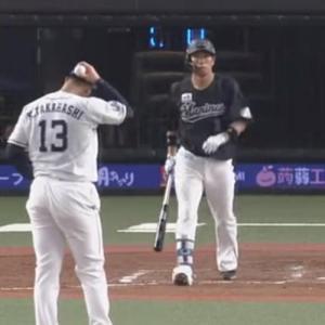 【悲報】角中と高橋光成が一触即発!?