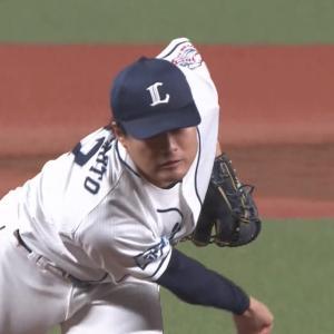 西武松本 8回無失点の好投で6勝目! 辻監督「航のピッチングに尽きる」