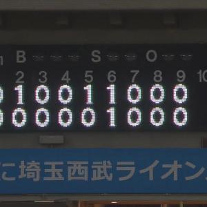 【敗戦】西武ファン集合(2021.9.16)