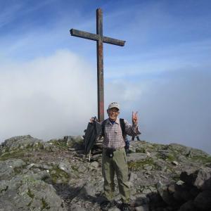 アイルランド最高峰を登る。