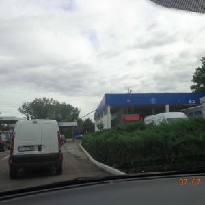 レンタカーでルーマニアからモルドバへの入国手続き