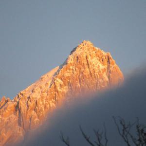 パタゴニア「フィッロイ」登山「逆さフィッロイの奇跡」