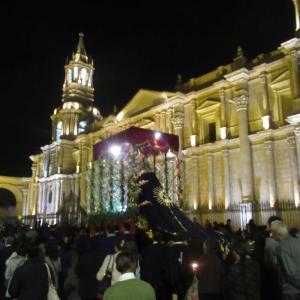 ペルーアキレバでも、感動的な「イースター(復活祭)」