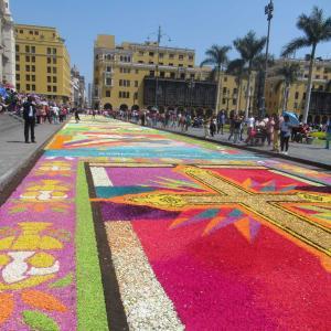 ペルーのリマもイースター(復活祭)