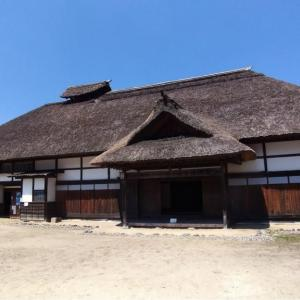 日本一周48日目 福島 江戸時代の宿場町大内宿 白虎隊が見た鶴ヶ城