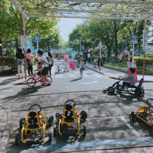 【移転しました】葛西からバスで行く!無料で楽しめるおすすめの公園「今井交通公園」