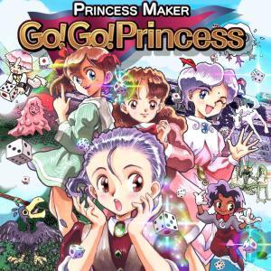 「プリンセスメーカーGo!Go!プリンセス」がSwitch/PC(Steam)で発売 対戦育成ボードゲーム