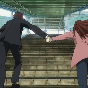 シンエヴァのラスト、シンジとマリが駅の外に走り出すシーンの解釈