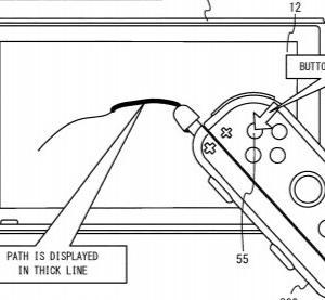 任天堂、Nintendo SwitchのJoy-Conに取り付けるタッチペンの特許を申請