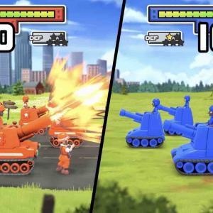 海外にてGBA『ゲームボーイウォーズアドバンス 1+2』のリメイク版がスイッチ向けに発売決定!