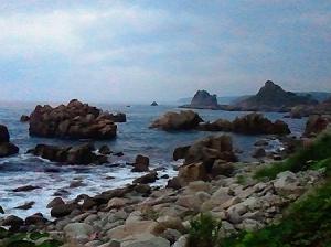 北海道カブ旅4日目~西の知床と山岳霊場