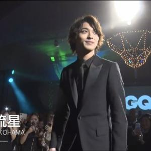 GQ MEN OF THE YEAR 2019 Twitter LIVE生配信中~☆