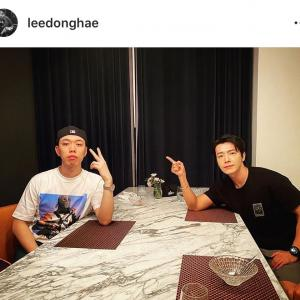 Harmony with Bewhy✧‧˚ Donghae IG~☆